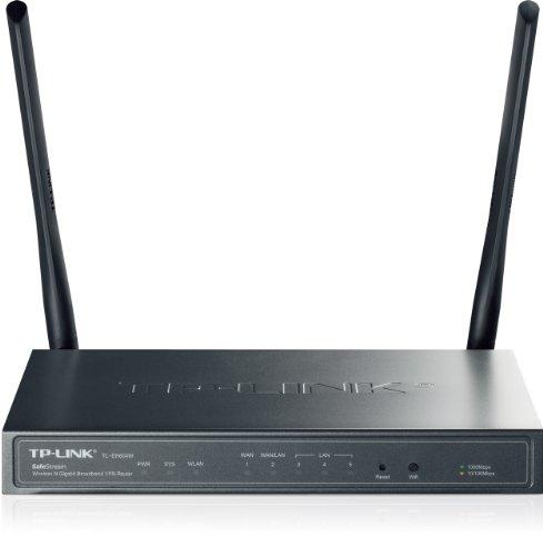 TP-Link WLAN router 300 Mb b/g/n VPN-router, TL-ER604W (b/g/n VPN-router)