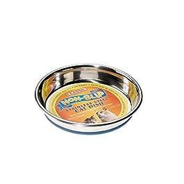 Caldex Classic Superdish Non Slip Cat Dish (250ml) (Metal)