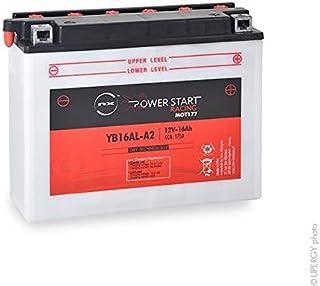 NX   Motorrad Batterie YB16AL A2 / NB16AL A2 12V 16Ah