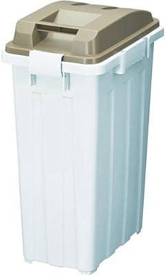 新輝合成 トンボ 連結 ハンドル ペール 35L ブラウン つながる ゴミ箱