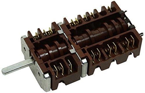 Creda General Elektrische Hotpoint Indesit Jackson Oven Switch Pack. Origineel onderdeelnummer C00223248