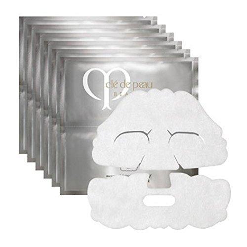 【資生堂】クレ・ド・ポー ボーテ マスクエクレルシサン (シート状美白マスク)6包入り