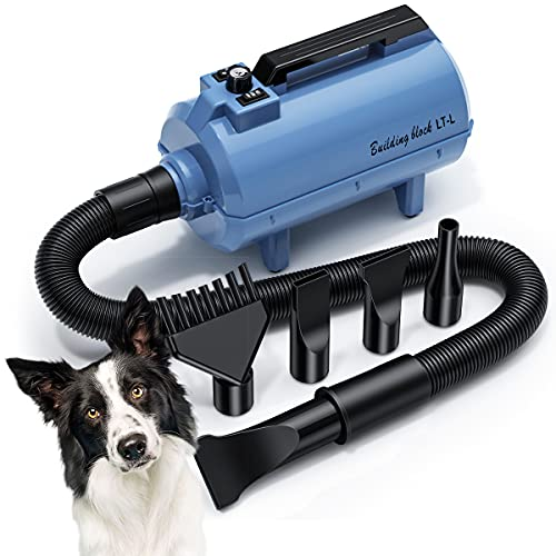 High Velocity Dog Grooming Dryer Blower Only $46.00 (Retail $99.98)