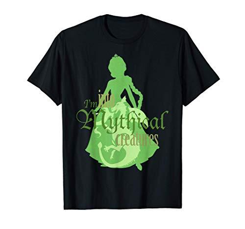 Shrek The Third I'm Into Mythical Creatures Dragon Princess Camiseta