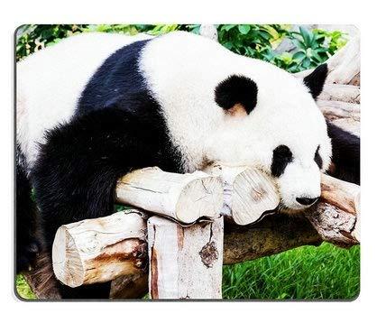 Alfombrillas para el ratón Panda Gigante Chino el Dormir en