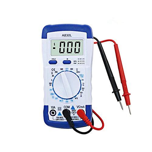 VIVIANU A830L LCD Digital Multimeter AC DC Voltmeter Amperemeter Diode Volt Stromtester