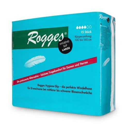 Rogges Hygieneslips Large (100-160 Kg) - PZN 10388301