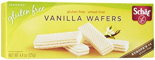 Schar Gluten Free Vanilla Wafers, 4.4 oz