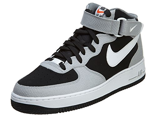 315123 024|Nike Air Force 1 Mid 07 Black/White/Wolf Grey/Cool Grey|42,5