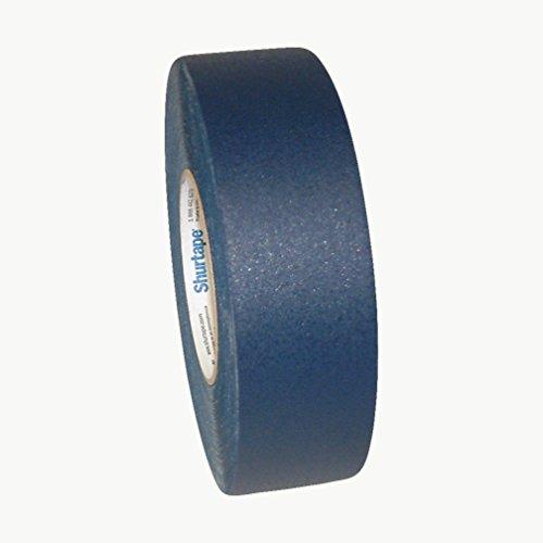 Shurtape P-628 Gaffers tape voor industriële toepassingen: 2 in. x 55 yds. (Blauw)