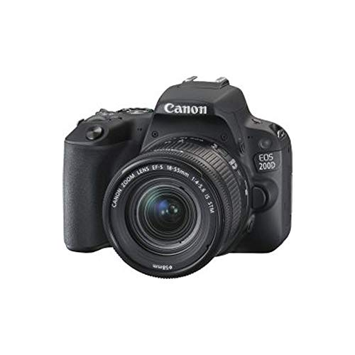 Canon EOS 200D + EF-S 18-55mm f/4-5.6 is...