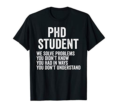 Phd Students Doctoral Candidate Gifts Dissertation
