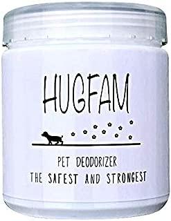 HUGFAM(ハグファム)置き型ジェル ペット 消臭 無香料 消臭剤 臭い消し 犬 猫 うさぎ 190ml