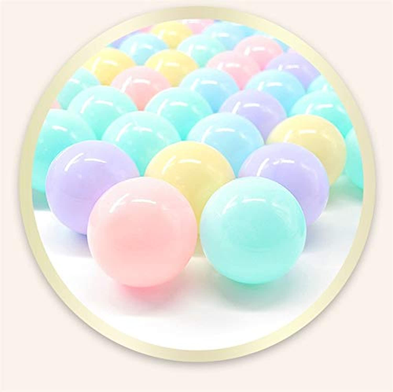 GonPi Toy Tends Plastic Ocean Ball Pit Pool Kids Game Play Ball Pits Outdoor Fun Sports  ldren Swim Pits Ball for Pool Toys
