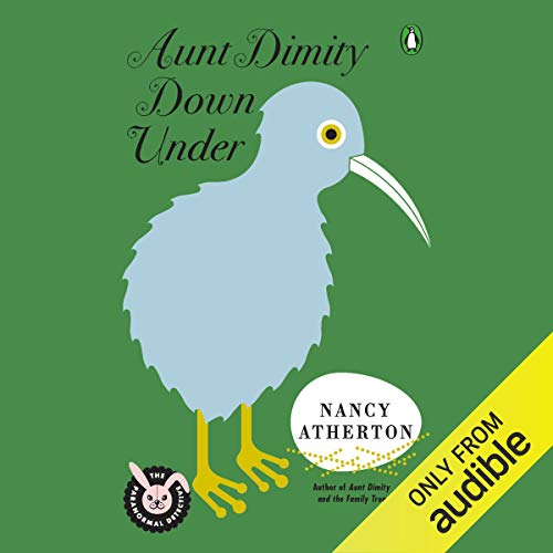 Aunt Dimity Down Under audiobook cover art