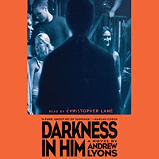 Darkness in Him audiobook cover art