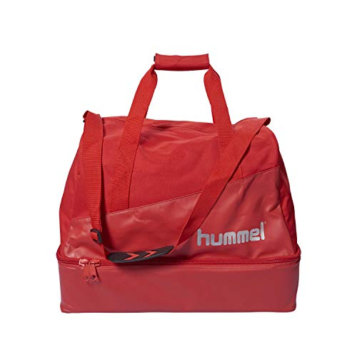 hummel Sporttasche Authentic Charge Soccer Bag 205123 True Red S