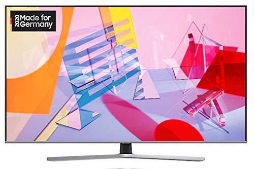 Samsung GQ-55Q64T QLED-Fernseher, dunkelgrau, UltraHD/4K, Triple Tuner, SmartTV