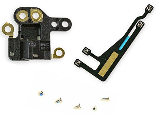 GPS Antenna WiFi Signal Flex Ribbon Cable Replacement Kit + Module + Screws for iPhone 6 4.7