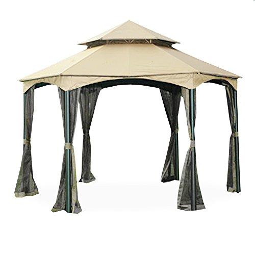 Garden Winds Ersatzdach für Southbay Hexagon Pavillon – 350