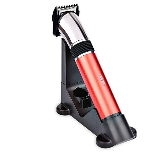 JINHUADAI Recargable Clipper profesional del cabello, gel de ducha, adulto cortadora de...