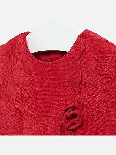 Mayoral 19-02824-032 - Vestido para bebé niña 12 Meses