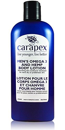 Carapex Hemp Body Lotion for Men (Single)