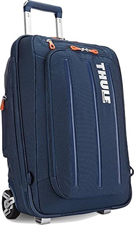 Valigia de cabina 2 ruote 56 cm compartimente portatile laptop thule crossover 3201503