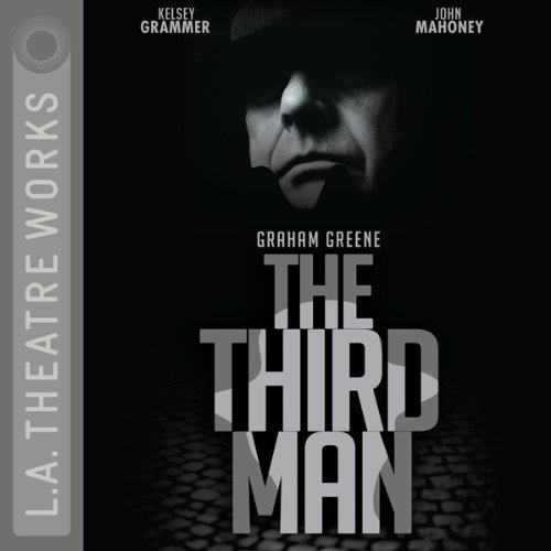 The Third Man (Dramatized) copertina