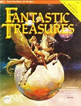 Fantastic Treasures - Book  of the Role Aids