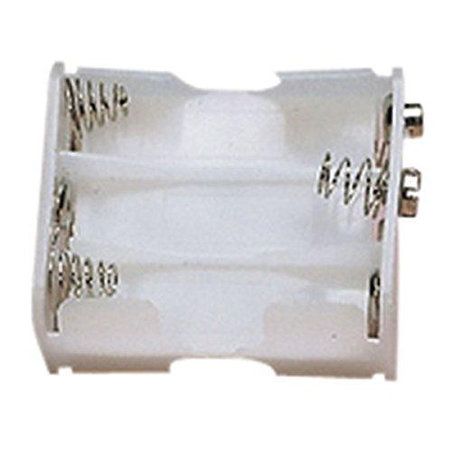 Battery Holder blanc pour les cellules 6XAA - Altaï F008