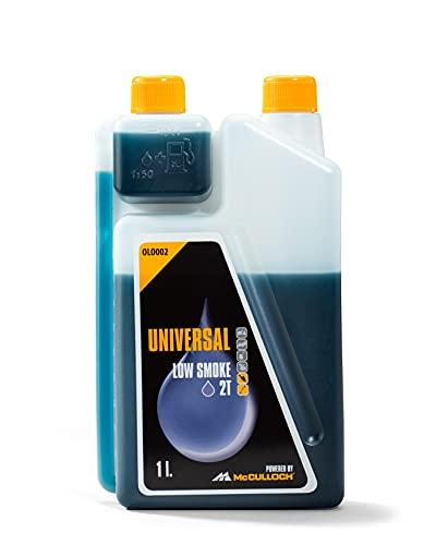 Universal GM577616402 Aceite 2 tiempos,para protección contra el desgaste, alto efecto lubricante, limpieza óptima del motor, Standard, 1,0L