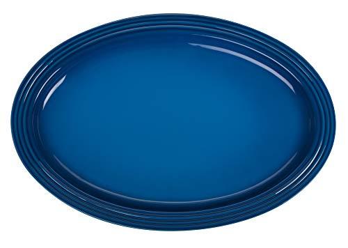Le Creuset 91059518310099 Piatto Ovale 46 cm, Ceramica