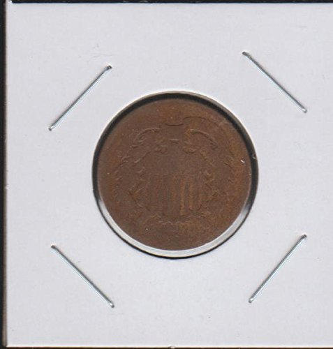 1864 Shield (1864-1873) Two-Cent POOR