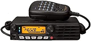 Yaesu FTM-3200DR VHF 2m, 65w Max Mobile Transceiver with Mars/Cap Modification for Extended Transmit Frequency Ranges