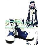 DRAMAtical Murder ドラマティカル マーダー ドラマダ Noiz ノイズ コスプレ靴 コスプレブーツ cosplay オーダーサイズ/スタイル 製作可能 【タママ】(23cm)