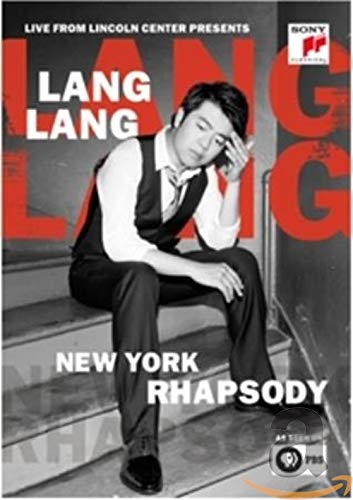 Lang Lang - New York Rhapsody - Live from Lincoln Center [Blu-ray]