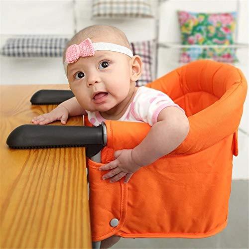Kinderstoel Draagbare Babystoel Aangesloten Op De Tafel Kindertafel Draagbare Tafelstoel Geschikt Voor Standaard Stoelen Hoge Stoel