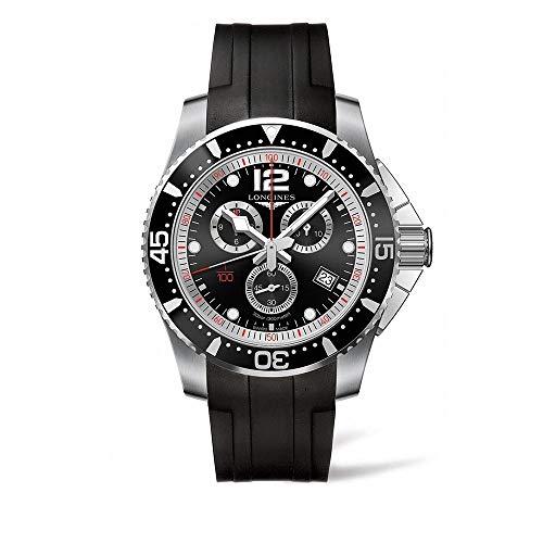 Longines HydroConquest Herren-Armbanduhr Chronograph Quarz L3.843.4.56.2
