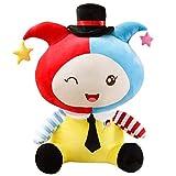 Juguetes de Peluche, muñeco de Payaso Divertido de 60 cm, Almohada de Peluche de Payaso Lindo, Regalos de decoración del hogar, Regalos de cumpleaños para niños y niñas de 60 cm 1