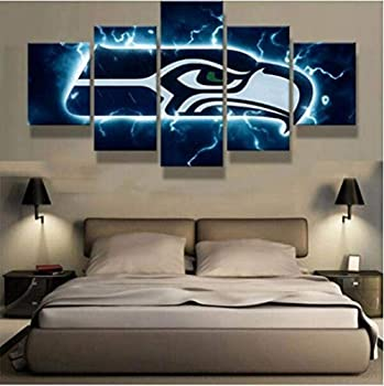 Best seahawks room decorations Reviews