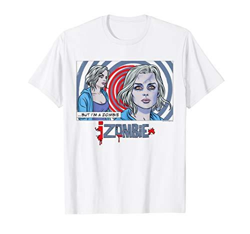 iZombie Liv Panel T Shirt