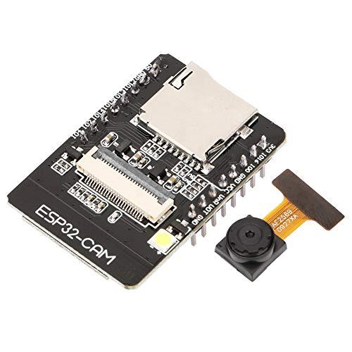 ESP32-S WiFi + BT-Kameramodul-Entwicklungskarte ESP32 Mit Kameramodul, UART / serielle Peripherieschnittstelle / I2C / PWM / ADC / DAC, Unterstützung der Sekundärentwicklung für OV2640 / OV7670-Kamera