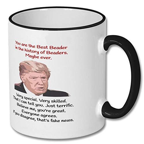 Sp567encer Best Beader Mug Beader Beader Becher Beader Geschenk Beader Kaffeetasse Beader Geschenkidee Geschenk für Beader