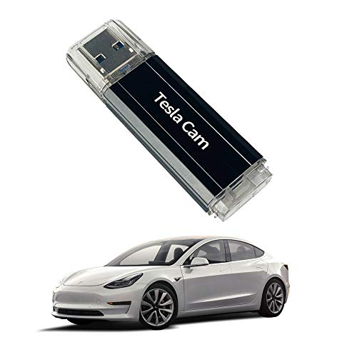 Dashcam and Sentry - Unità USB portatile SLC per Tesla modello 3 S X Y, 32 GB