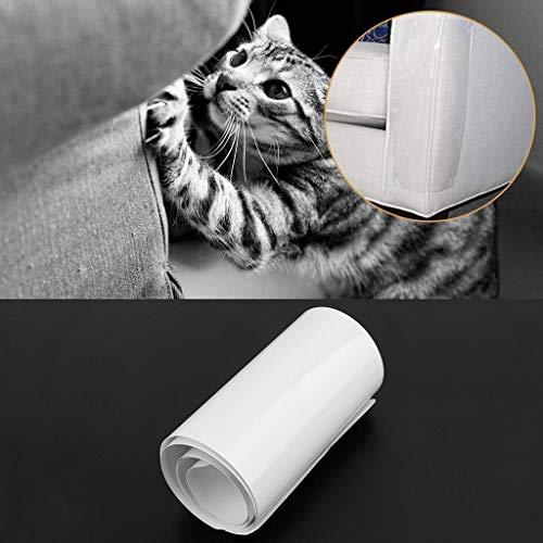 storeitaly2010 Protezione Divano Graffi Gatto,AntiGraffio per Animali Domestici Protettivo tiragraffi per Divano Porte mobili