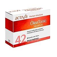 (アクティバ) activa 【Human Structure】 Oleatonic Metabolic オレアトニック メタボリック 60カプセル