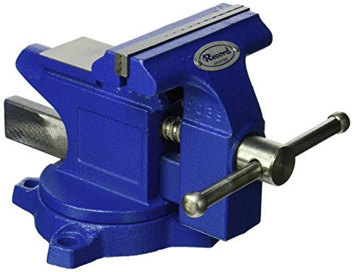IRWIN Tools Record Light Duty Workshop Vise, 4.5-Inch (4935507)