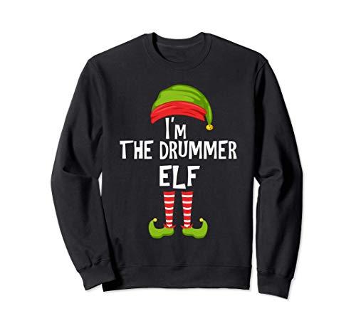 Soy el duende del tambor que hace juego con el pijama de la Sudadera