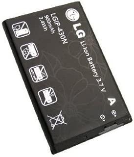 New LG LGIP-430N 900mAh OEM Battery for Tracfone Net10 LG 800G